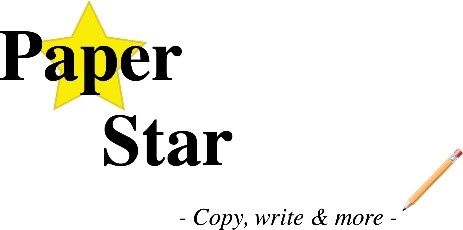 Logo der Juniorenfirma Paper Star